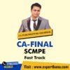 ca final fast track scmpe BY CA PURUSHOTTAM AGGRAWAL