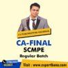 CA FINAL SCMPE REGULAR BY CA PURUSHOTTAM AGGRAWAL