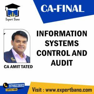 CA Final ISCA (Old Syllabus) – Hindi BY CA Amit Tated Sir