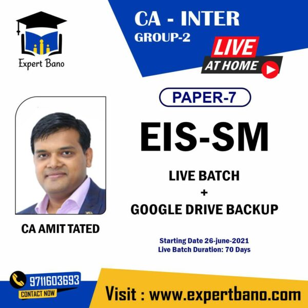 CA AMIT TATED EIS-SM LIVE AT HOME