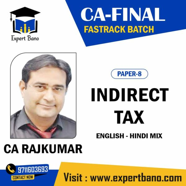 CA FINAL IDT HINDI ENGLISH MIX FASTRACK