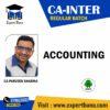 CA INTER ACCOUNTS PENDRIVE CLASSES