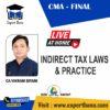 CMA FINAL INDIRECT TAX BY CA VIKRAM BIYANI
