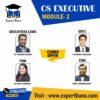 CS EXECUTIVE MODULE 2 SECURITIES LAWS BY CS TUSHAR PAHADE | EBCL BY CS PAVAN GAHUKAR | FSM BY CA DIVYA VASWANI | CMA BY PROF. KRISHNAKANT MODI