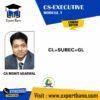 CS EXE CL+SBEC+JIGL BY CA MOHIT AGARWAL