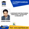 CS PROFESSIONAL CORPORATE RESTRUCTERING BY CA MOHIT AGARWAL