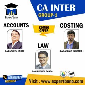 CA INTER LAW