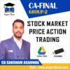 STOCK MARKET PRICE ACTION TRADING ONLY BY CA SAKSHAM AGARWAL