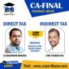 CA FINAL DIRECT TAX & INDIRECT TAX BY CA BHANWAR BORANA & CMA THARUN RAJ