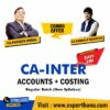 14 CA INTER ACCOUNTS+COSTING COMBO BY CA PARVEEN JINDAL & CA SANKALP KANSHTYA