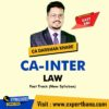 2 CA Inter LAW FAST TRACK Course By CA Rahul Garg