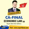 5 CA FINAL ECONOMIC LAW 6D Regular Course By CA DARSHAN KHARE