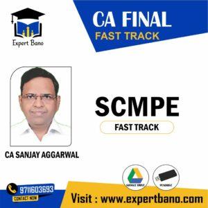 CA FINAL SCMPE FAST TRACK CLASSES