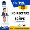 CA FINAL SCMPE + IDT FAST TRACK COMBO BY CA MANOJ BATRA & CA SANJAY AGGRAWAL