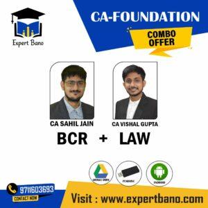 EDUKUL BCR + LAW CA SAHIL JAIN & CA VISHAL GUPTA