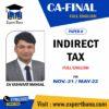 INDIRECT TAX FULL ENGLISH CA YASHVANT MANGAL